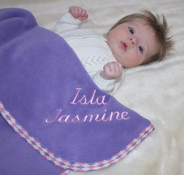 Lilac Harlequin