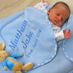 Baby Blue Spots